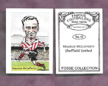 Sheffield United Maurice McLafferty 16 (FC)
